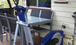 York Elliptical Trainer in very good condition. Cost