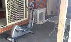 BH fitness elliptical Good condition only used a few
