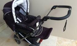 - Emmaljunga Nitro City Stroller purchased in 2010 -