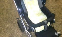 This Emmaljunga pram in excellent condition no marks,
