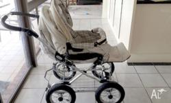 Emmaljunga pram / stroller for sale - Mondial model