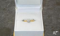 **Reduced to Sell** 18ct Yellow Gold band with Hand
