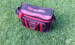 Cooler or fishing tackle bag Never used RRP. $70 (see