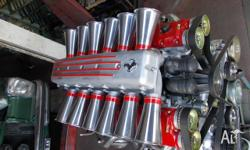 For sale engine Ferrari for exposure , ideal for themed