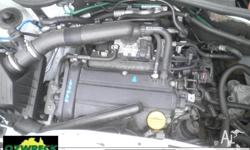 GENUINE TESTED ENGINE FOR HOLDEN COMBO 2007 - XC