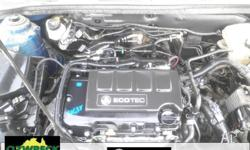 GENUINE TESTED ENGINE FOR HOLDEN CRUZE 2012 MODELS,