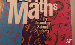 Enrichment Maths for Secondary School Students by Anne