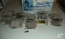 EPSOM WORKFORCE 435 PRINTER CARTRIDGES. REFILLS. AROUND