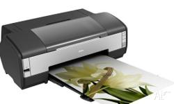 Epson 1410 A3+ Photo Printer with 6 colour inks