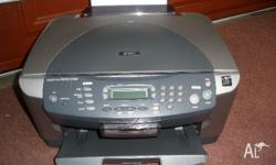 EPSON PHOTO RX510 PRINTER, G/C. CAN SCAN NEGATIVES &