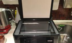 Epson printer in excellent working condition. Print,