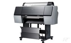 This Epson Pro 7900 24�would suit new buyer. With only