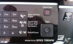 EPSON STYLE OFFICE TX600FW ALL-IN-ONE PRINT COPY SCAN