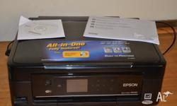 This Epson Printer is in good working order. It will