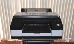 Selling my Epson Stylus Pro 4900 Printer Printer has