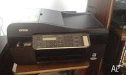 Great condition WIFI integrated Printer, Scanner & Fax