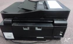 Epson WorkForce 630 4 Colour Multifunction Printers Up