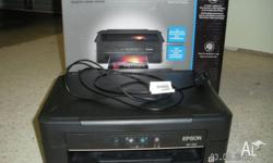 EPSON XP 100 SERIES PRINTER IN EXCELLENT WORKING ORDER