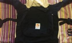Ergo original baby carrier. Comfortable carrier in near