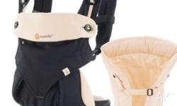Ergobaby 360 Baby Carrier with Infant insert RRP $269