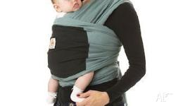 The Ergobaby Wrap is the perfect companion in those