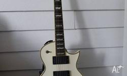 Selling my LTD EC-401 due to i'm getting out of metal