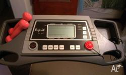 Espirit by Spirit ET188 Treadmill - perfect condition -