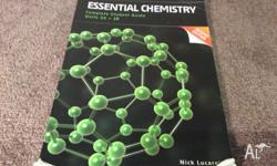Year 11 textbook Essential chemistry complete student
