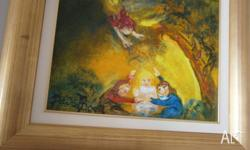 "David Boyd ""Europa and the Children"" $7,990.00"