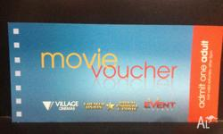 Event Cinema Tickets for $13 each. No Restrictions =