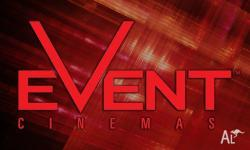 Multiple tickets available for Event cinema that expire