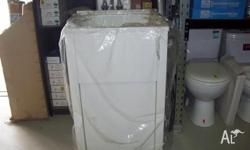 Everhard Laundry Tub (new). White in Colour with