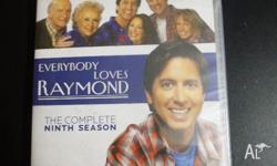 Brand new unopened, 'Everybody Loves Raymond - The