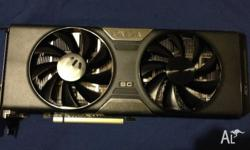 EVGA GeForce GTX 780 Ti Superclocked Graphic Card (with