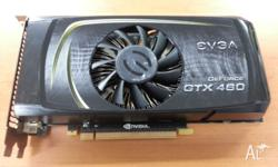 For sale Asus or EVGA GTX460 Graphics Card 1Gb ( 2