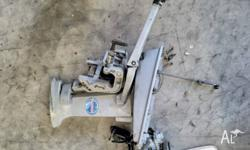 Evinrude 6hp Serial No. 396716 Suitable for Parts