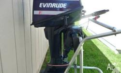 I am selling my 6hp outboard motor as it is no longer