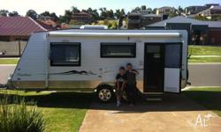 AWESOME CARAVAN! FIRST TO SEE WILL BUY!! **Evolution