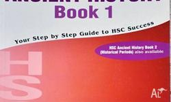 Up for sale! ~ An Excel HSC Ancient History Book by