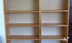 EXCELLENT Ikea Modern BOOKSHELF BOOKCASE Bookshelves In