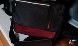 Excellent laptop bags for sale for only $20 each. Bags