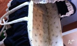 Excellent used condition baby bassinet. No tears or