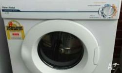 Excellent working 5.5kg Fisher & paykel dryer, can