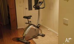 BH Fitness Onyx H695 Exercise Bike. Approximately 5