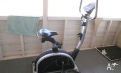 Crane Power H8 Exercise Bike. Adjustable seat, foot
