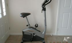 ProForm 280 ZLX Exercise Bike with a 7kg flywheel.