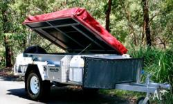 Expeditioner Camper Trailer Get Lost 4x4 And