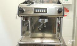 expobar espresso coffee machine 1 group excellant