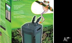 I have for sale my External Canister Filter. It is a
