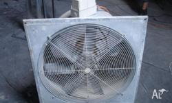 Extraction Fan - Heavy Duty Industrail / Commercial,